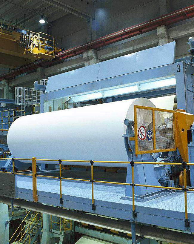 Paper Processing Industry