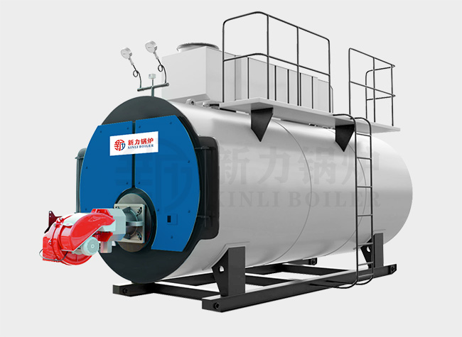 Horizontal Type Oil Gas Condensing Steam Boiler