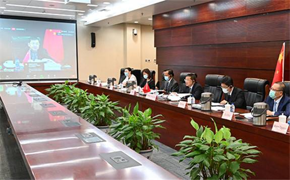 International Energy Agency Clean Energy Transformation Summit Video Conference Held