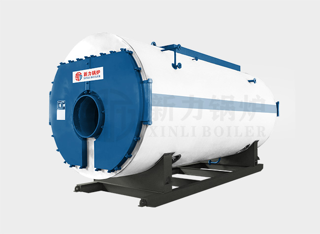WNS Gas Fuel Fire Tube Steam Boiler