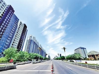Bohai New Area promotes continuous improvement of ecological environment quality